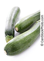 fresh courgettes - fresh whole courgettes