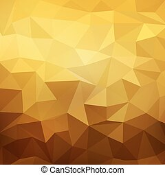 Abstract Gold vector background