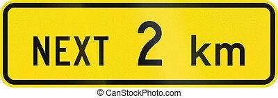 西蘭島,  kilometres, 有效,  -, 簽署,  2, 新, 其次, 路