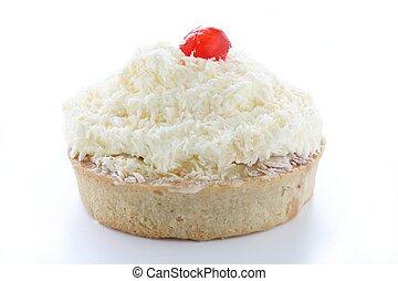 manchester tart - traditional manchester tart