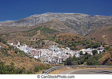 Sedella - Andalucia in Spain: the pretty pueblo blanco of...