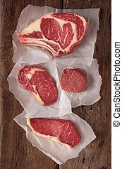 prime meat cuts - raw prime meat beef pork lamb cuts