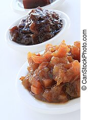 chutney and pickle - pickle chutney jelly condiments
