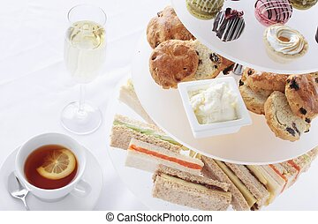 afternoon tea - traditional afternoon tea