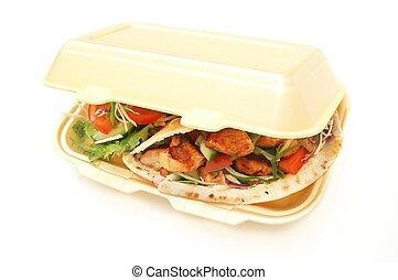 kebab take away