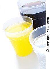 fizzy soda drinks - carbonated fizzy soda drinks