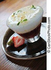 trifle dessert - modern trifle dessert