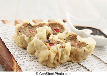 chinese dim sum - traditional chinese dim sum