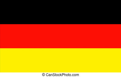 Official flag of Germany