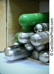 time bomb, improvised explosive devices prepared for...