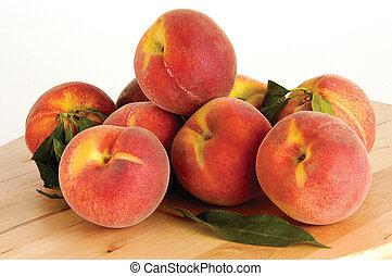 peach - loom of peach