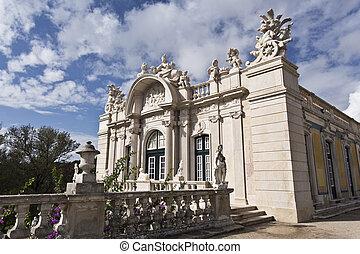 Queluz National Palace - The 18th century Queluz National...