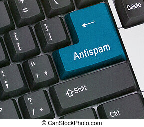 Hot key for antispam