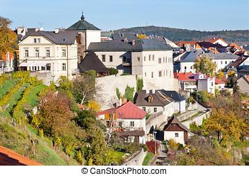 Kutna Hora, Czech republic, UNESCO - gothic Castle (Museum...