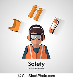 Safety equipment design - Safety concept about equipment...