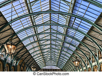 Covent Garden Market architecture - Architecture at Covent...