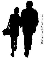Couple people