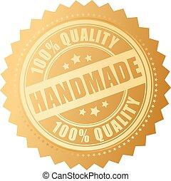 Handmade icon
