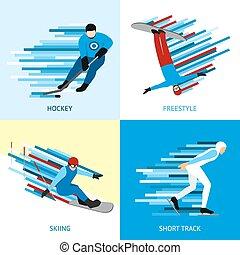 Winter Sportsman Design Concept - Winter sportsman design...