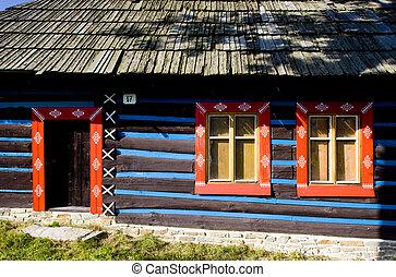 cottage in Zdiar, Belianske Tatry, Slovakia