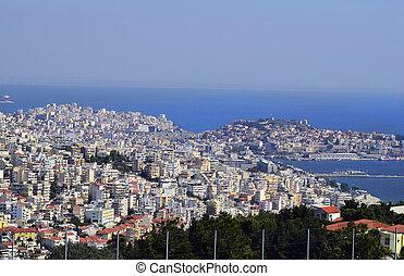 Greece, Kavala,