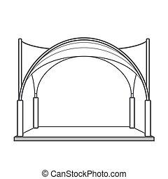 pavilion illustrationen und clip art 769 pavilion lizenzfreie illustrationen zeichnungen und. Black Bedroom Furniture Sets. Home Design Ideas