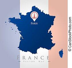 Paris Landmarks design