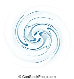 Vortex background vater - Vortex background vector.Swirl...