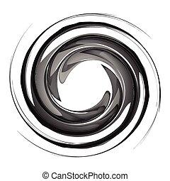 Vortex background black - Vortex background vectorSwirl...