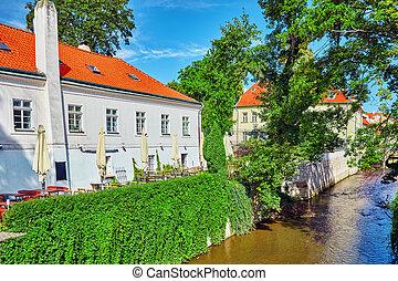Prague's Mala Strana - Prague's Mala Strana(Lesser Town of...