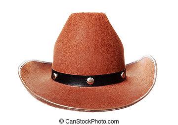 vaquero, sombrero