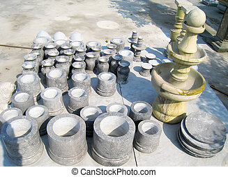 stone carving products