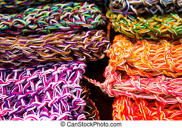 wool fabrics, colors Colombia