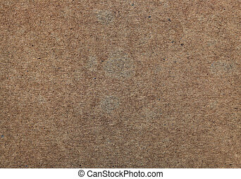 Paperboard surface - Paperboard rough surface texture or...