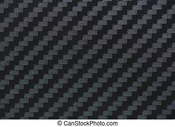 carbon kevlar back pattern