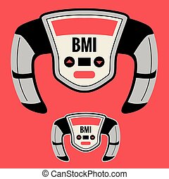 Body Mass Index Machine - BMI Machine that Measures your...