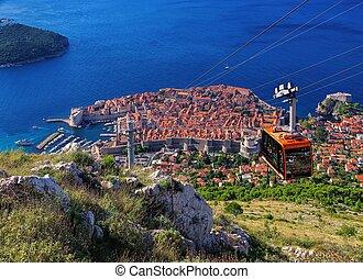 Dubrovnik ropeway