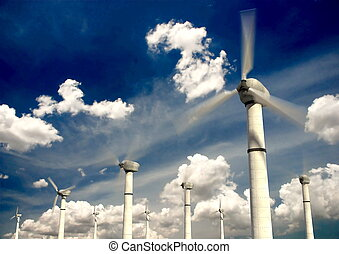 Wind Turbine as a source of sustainable energy