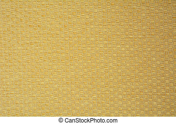 Close up of sackcloth textured background