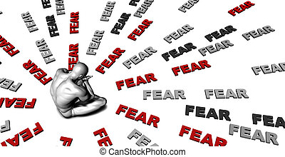 miedo,