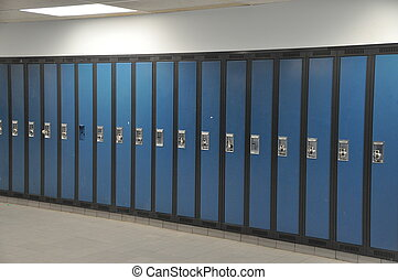 School lockers - Guelph