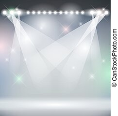 Stage Background