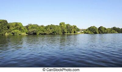 Chobe River Botswana Africa