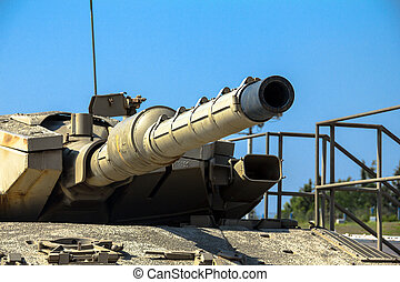 Israel made tank Merkava Mk III - Israel made main battle...