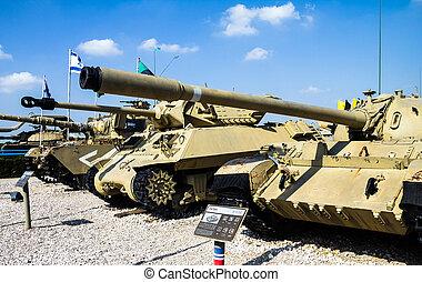 Old Tanks - Old tanks