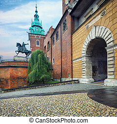 Krakow Wawel Royal Castle - Royal Archcathedral Basilica of...