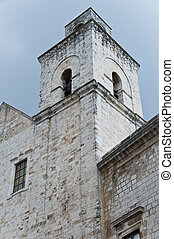 St Domenico Belltower Church Putignano Apulia