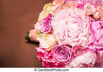 flower wedding bouque - colorful flower wedding bouquet for...