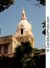 Cathedral of Cartagena de Indias, Colombia