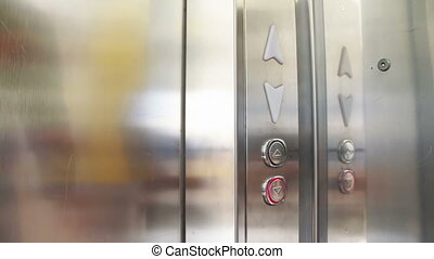 Push on the Button In the Elevator - The rise of the...
